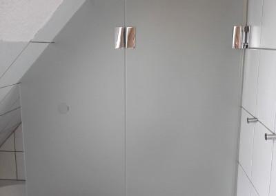 Satiniertes-Glas-Dachschräge
