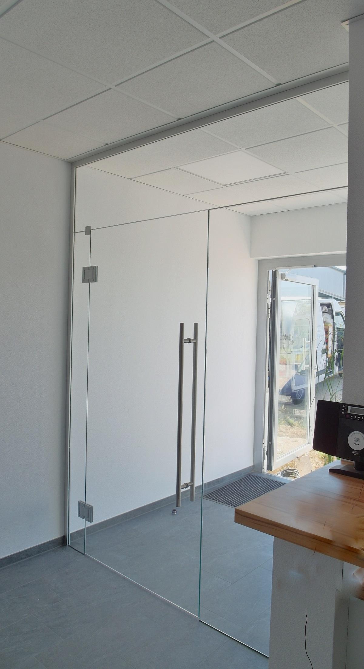 Wohnbereich | GLASMACK - Montage in Glas
